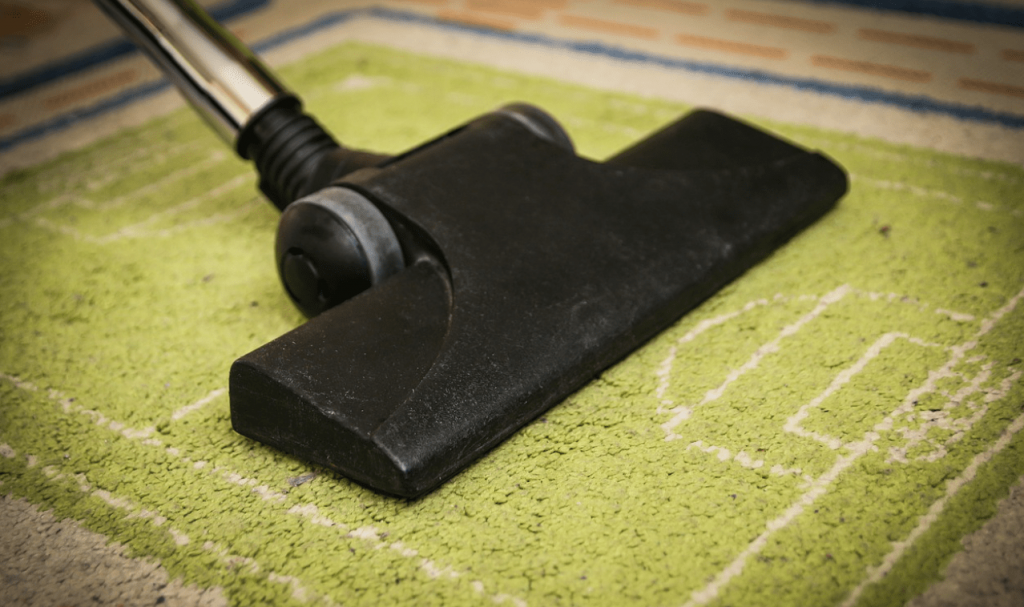 Homemade carpet cleaning