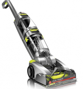 How to use hoover dual power carpet cleaner
