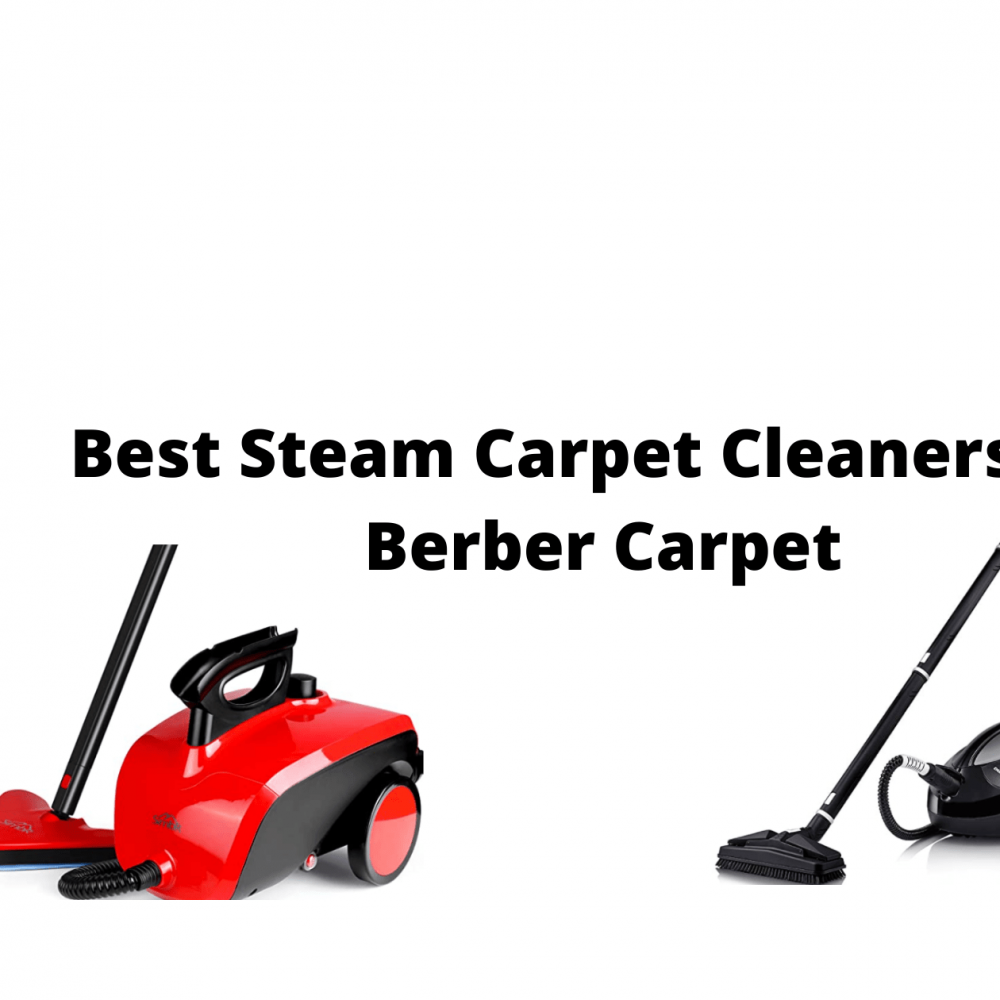 5 Best Steam Cleaner That Works Well On a Berber Carpet